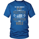 Wife Police Officer (frontside design only) - Shoppzee