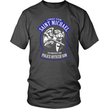 Police Officer Prayer Shirt - St. Michael - Patron Saint of LEO's
