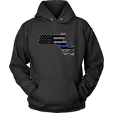 Massachusetts Thin Blue Line