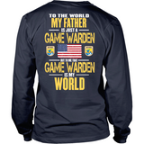 Game Warden Father