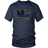 Washington Thin Blue Line - Shoppzee