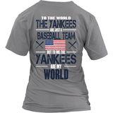 Yankees Are My World - Shoppzee