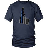 Idaho Thin Blue Line Tee