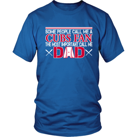 Chicago Baseball Dad Superfan - Shoppzee