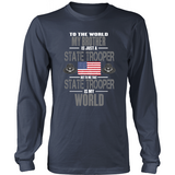 Brother State Trooper (frontside design only) - Shoppzee