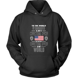 Correctional Officer Grandaughter (front side design) - Shoppzee