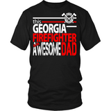 Georgia Firefighter