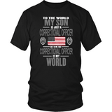Correctional Officer Son (frontside design) - Shoppzee