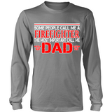 Fathers Day Firefighter Dad - Shoppzee