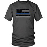 North Dakota Thin Blue Line