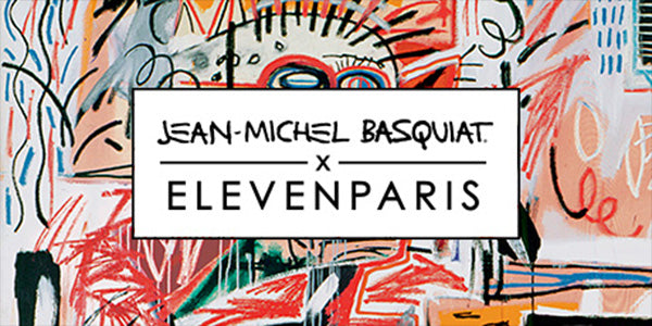 Jean-Michel Basquiat x Eleven Paris