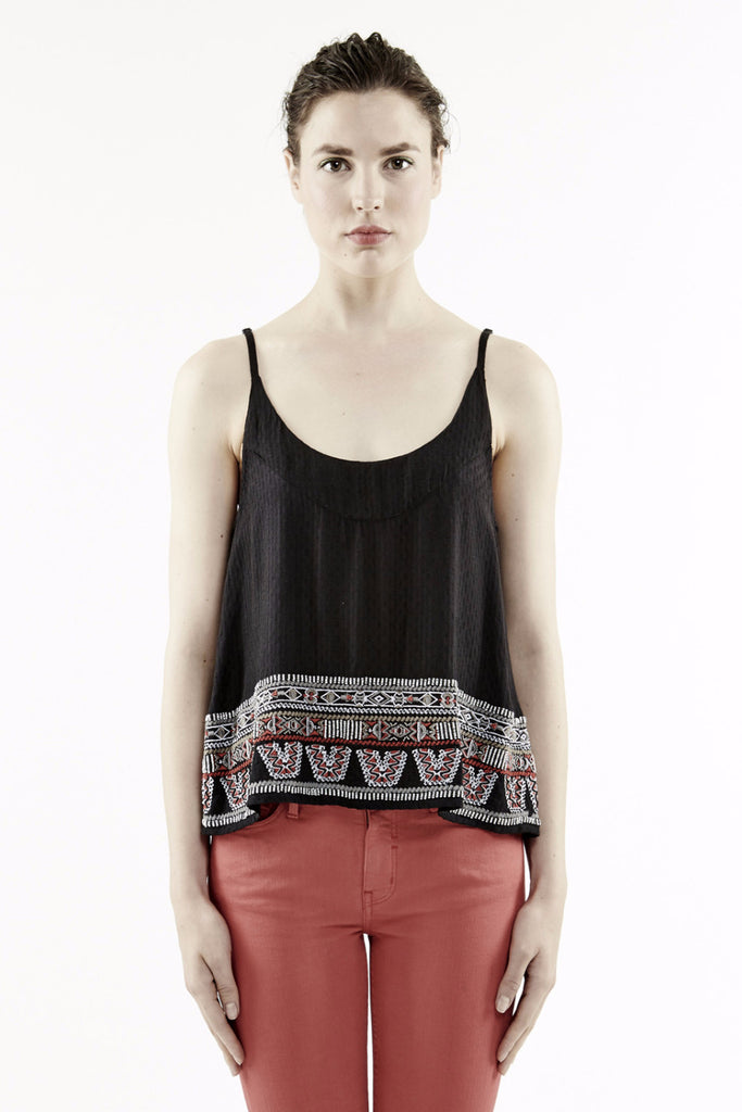 NEKTUS W Tank Top - ELEVEN PARIS WOMEN - 1