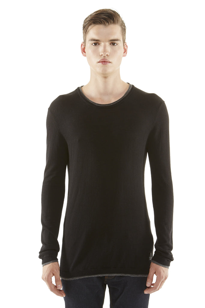 BURO M Sweater - ELEVEN PARIS MEN - 1