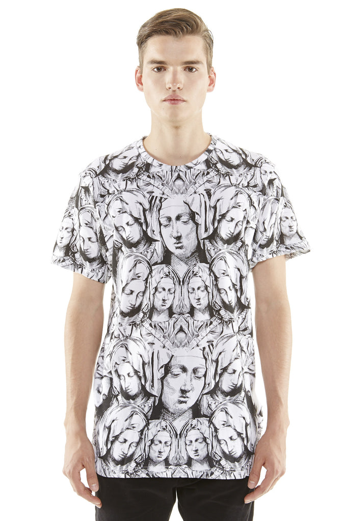 RIERGE M T-Shirt - ELEVEN PARIS MEN - 1