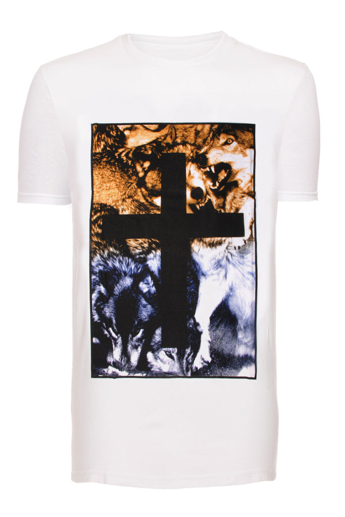 WOLVER T-Shirt - ELEVEN PARIS MEN