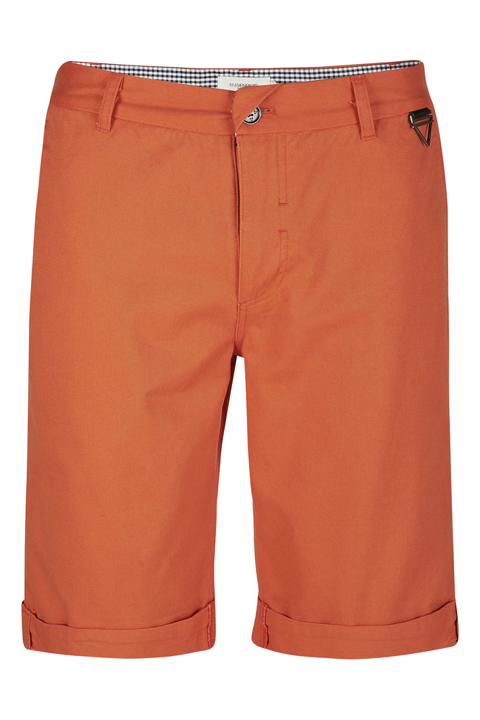 CHUCK Chino Shorts - ELEVEN PARIS MEN - 1