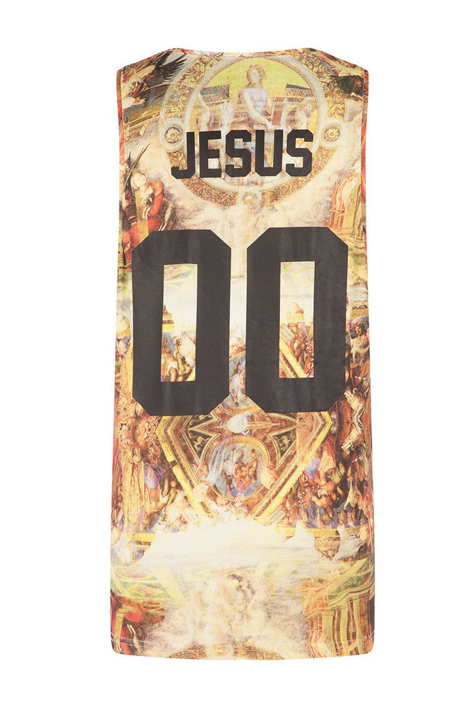 HESUS Tank Top - ELEVEN PARIS MEN - 1