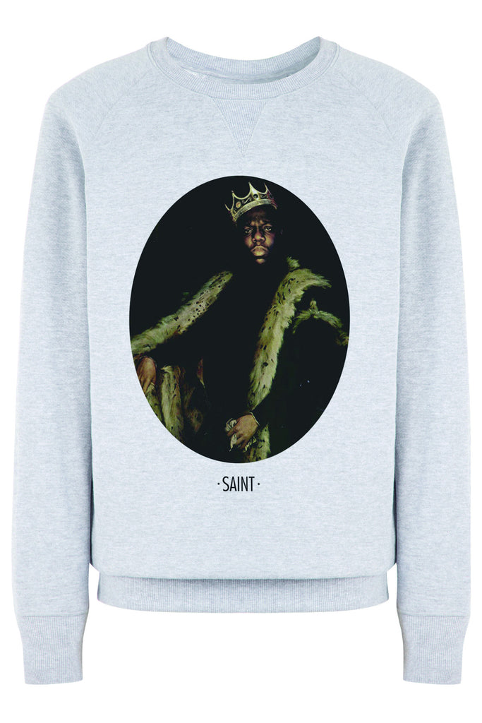 FIX SAINTUS Sweatshirt - ELEVEN PARIS MEN - 1