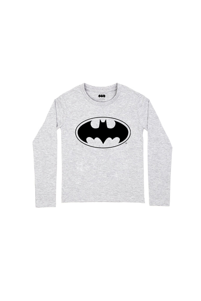 BATLOGO LS T-Shirt - ELEVEN PARIS KIDS