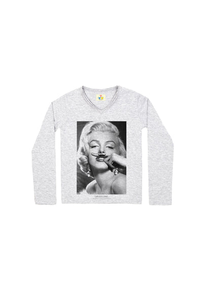MARYLIN LS T-Shirt - ELEVEN PARIS KIDS