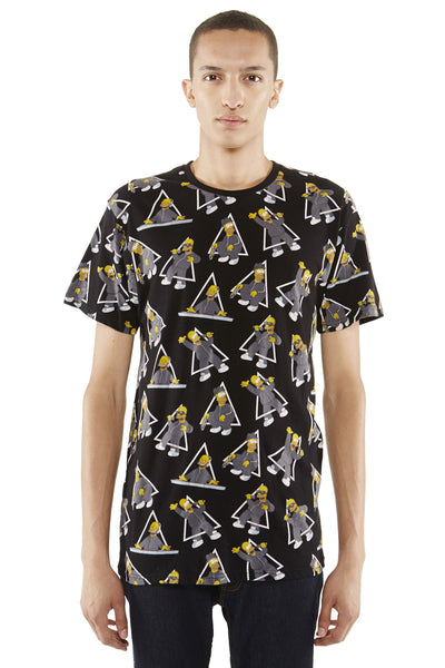 ALHOM M T-Shirt - ELEVEN PARIS MEN - 1