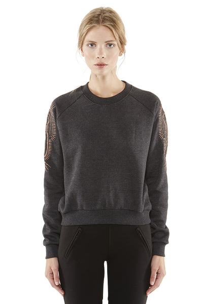 FROOM W Sweater - ELEVEN PARIS WOMEN - 1