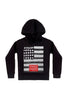 USA PARIS Hoodie - ELEVEN PARIS KIDS - 1