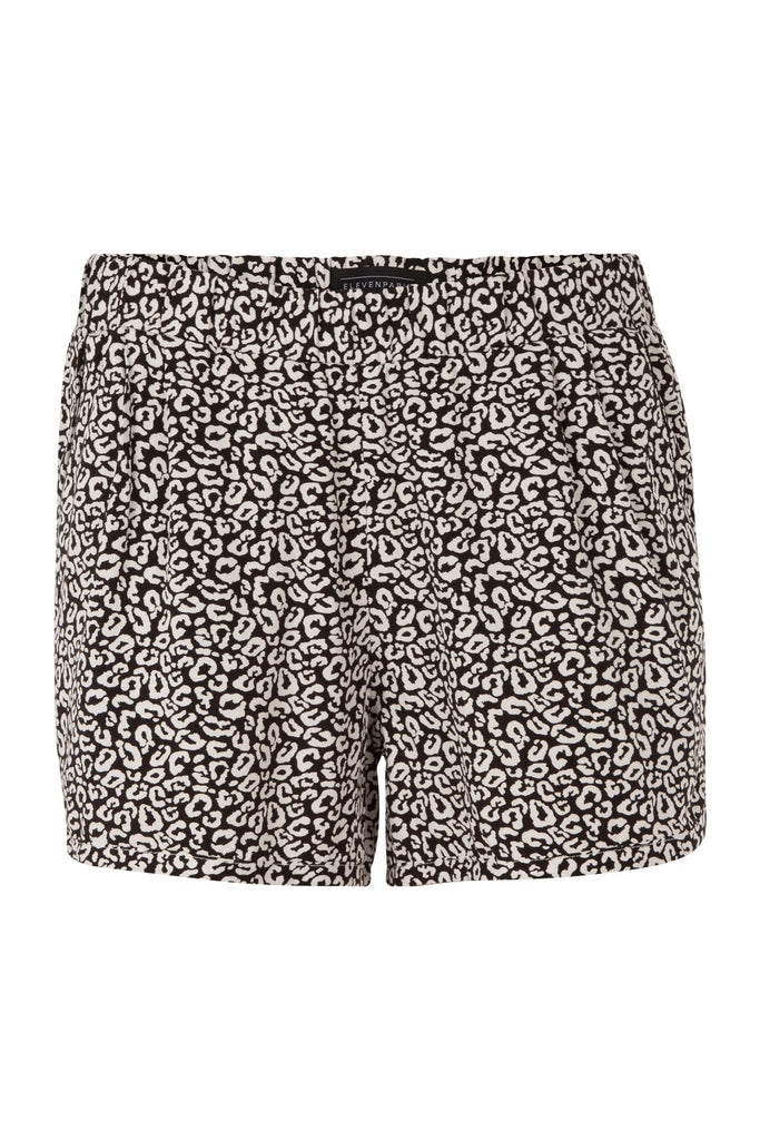 NANNY W Shorts - ELEVEN PARIS WOMEN - 1