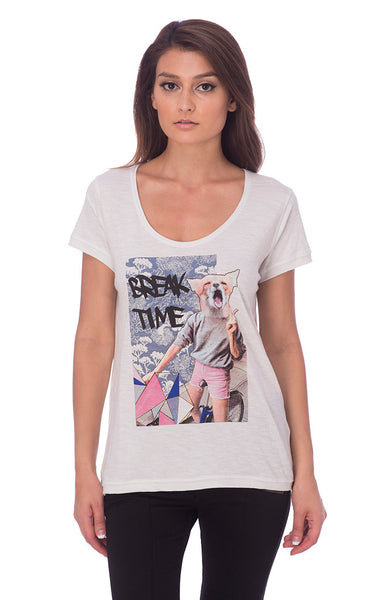 AFOX W T-Shirt - ELEVEN PARIS WOMEN - 1