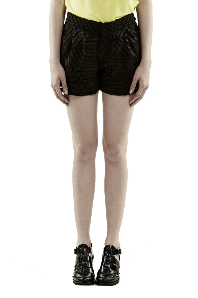 NYLON W Shorts - ELEVEN PARIS WOMEN - 1