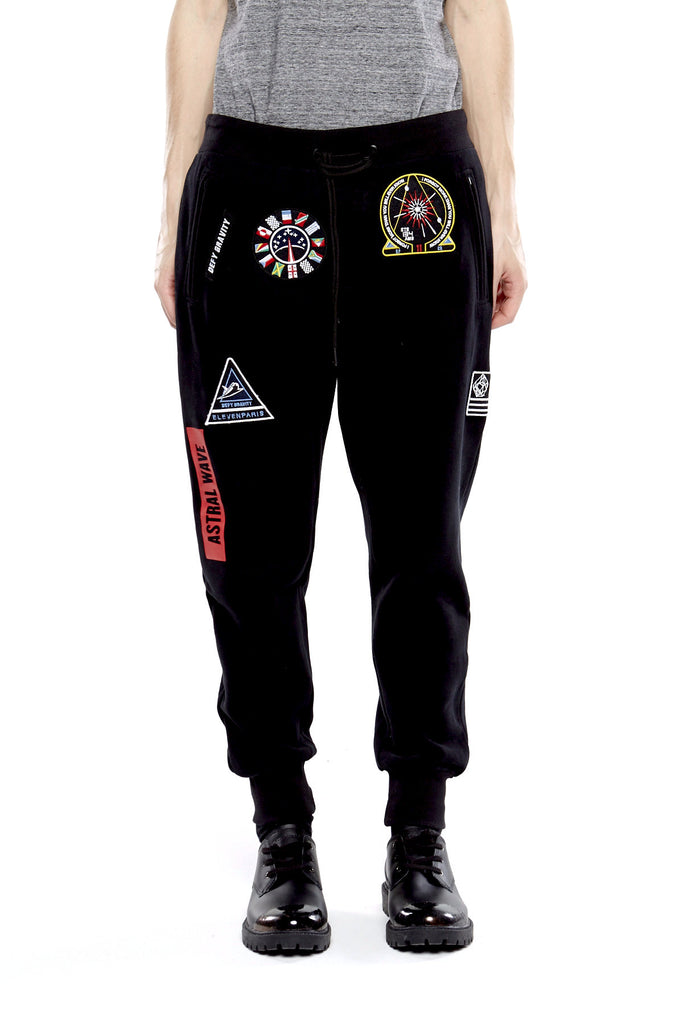 MUCCY M Sweatpants - ELEVEN PARIS MEN - 1