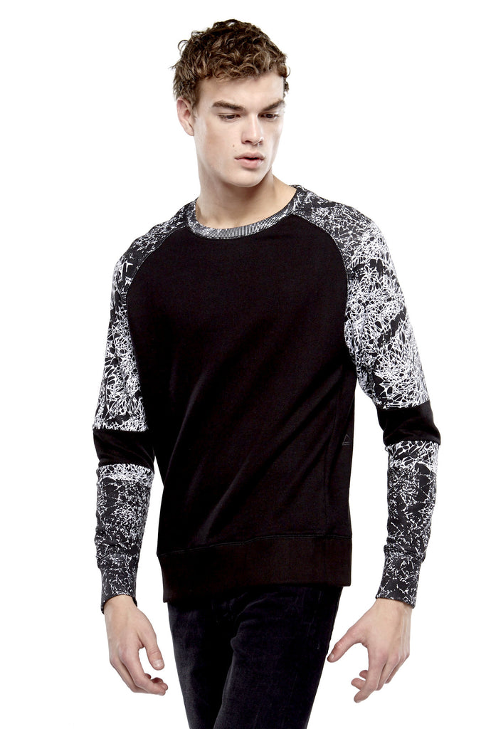 ACRAC Sweatshirt - ELEVEN PARIS MEN