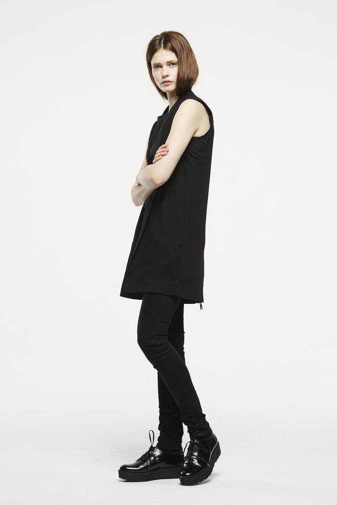 PAGE Tailored Vest - ELEVEN PARIS NOT AVAILABLE - 1