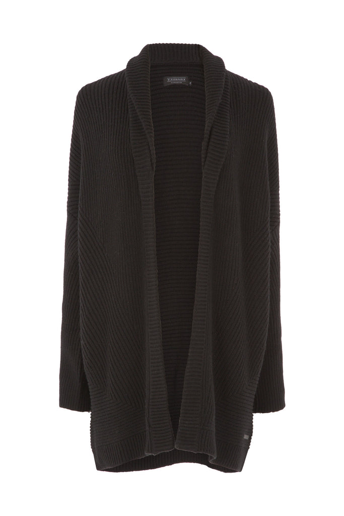 PIXIES Long Cardigan - ELEVEN PARIS WOMEN - 1