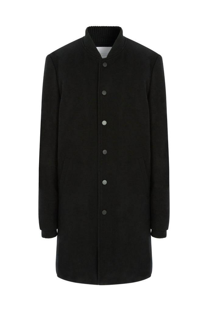 MOHAMED M Trench Coat - ELEVEN PARIS MEN - 1