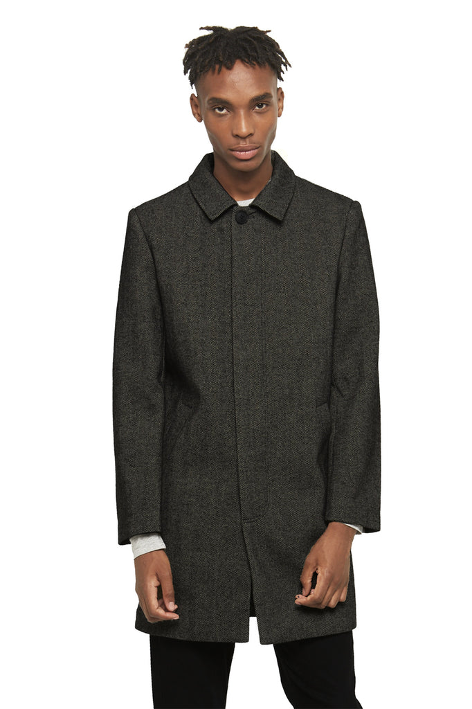 ELOY BIS Trench Coat - ELEVEN PARIS MEN - 1