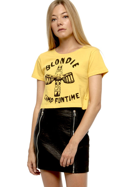 BLUNTIME T-Shirt - ELEVEN PARIS WOMEN - 1