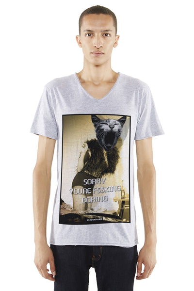 ANCAT M T-Shirt - ELEVEN PARIS MEN - 1