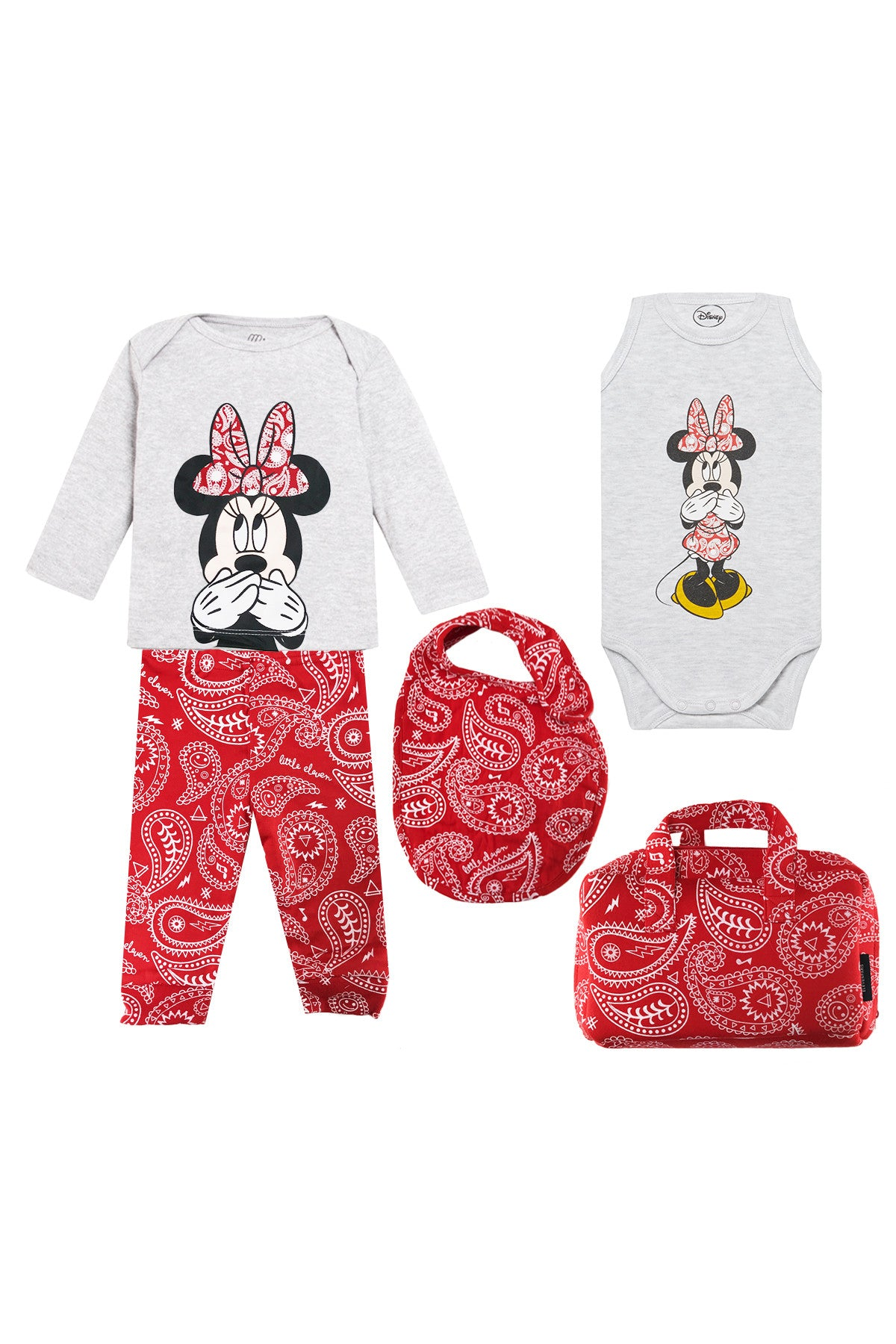 BANDAMINE Minnie Mouse Baby pack – ELEVEN PARIS