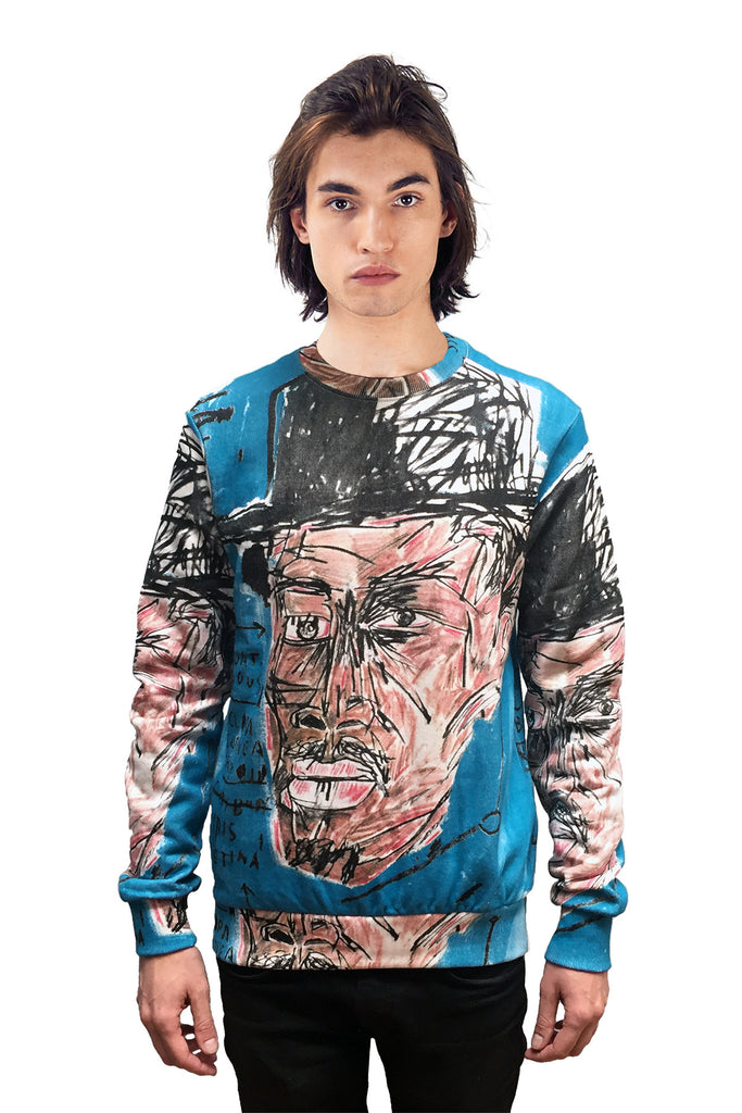 BASQUIAT 45 Sweatshirt - ELEVEN PARIS MEN