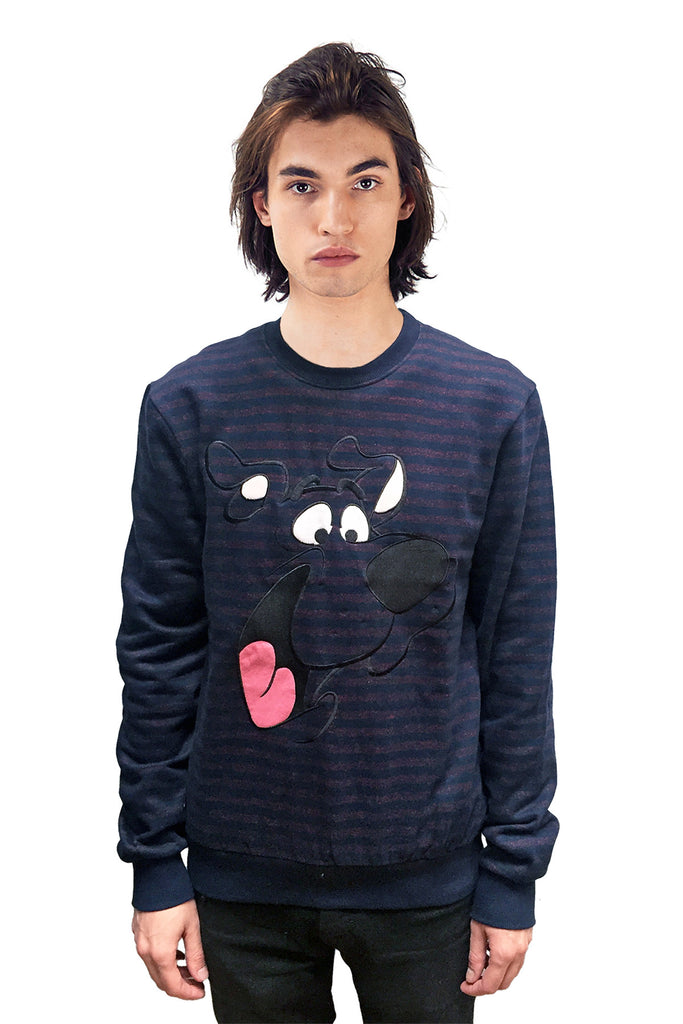 BYSCOOB Sweatshirt - ELEVEN PARIS MEN