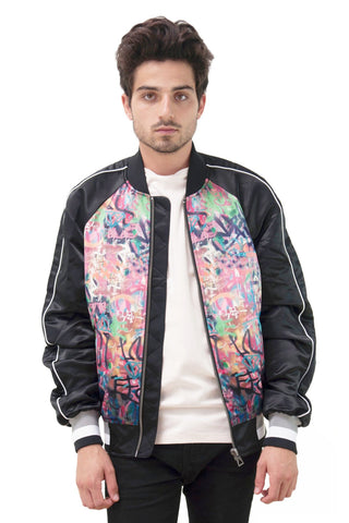 PRAY BOMBER Jacket