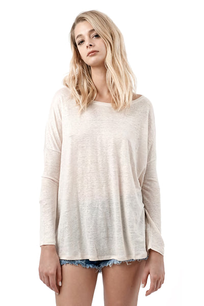 SHALIMAR Long Sleeve T-Shirt