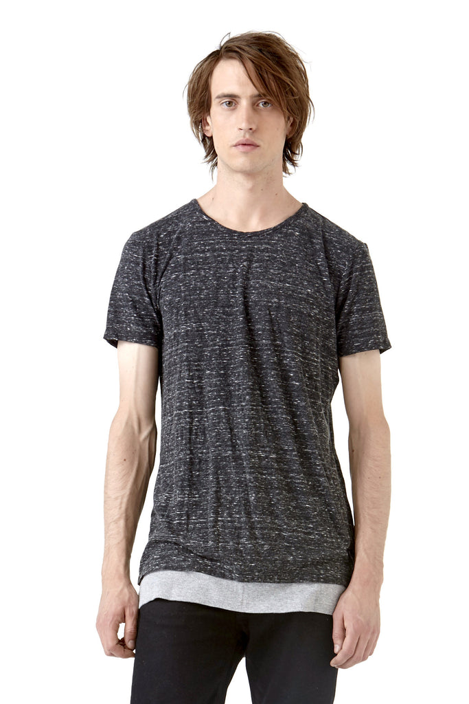RAINIER M T-Shirt - ELEVEN PARIS MEN