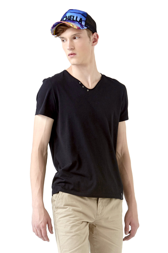 RUNISIEN M T-Shirt - ELEVEN PARIS MEN - 1