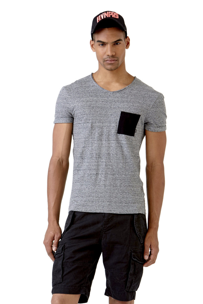 RABICO M T-Shirt - ELEVEN PARIS MEN - 1