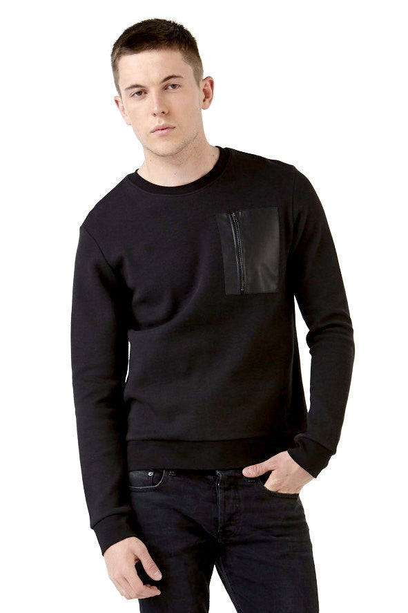 RITTEL M Sweatshirt - ELEVEN PARIS MEN - 1
