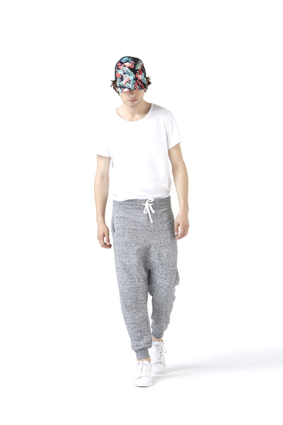 RUTTER M Sarouel Sweatpants - ELEVEN PARIS MEN - 1