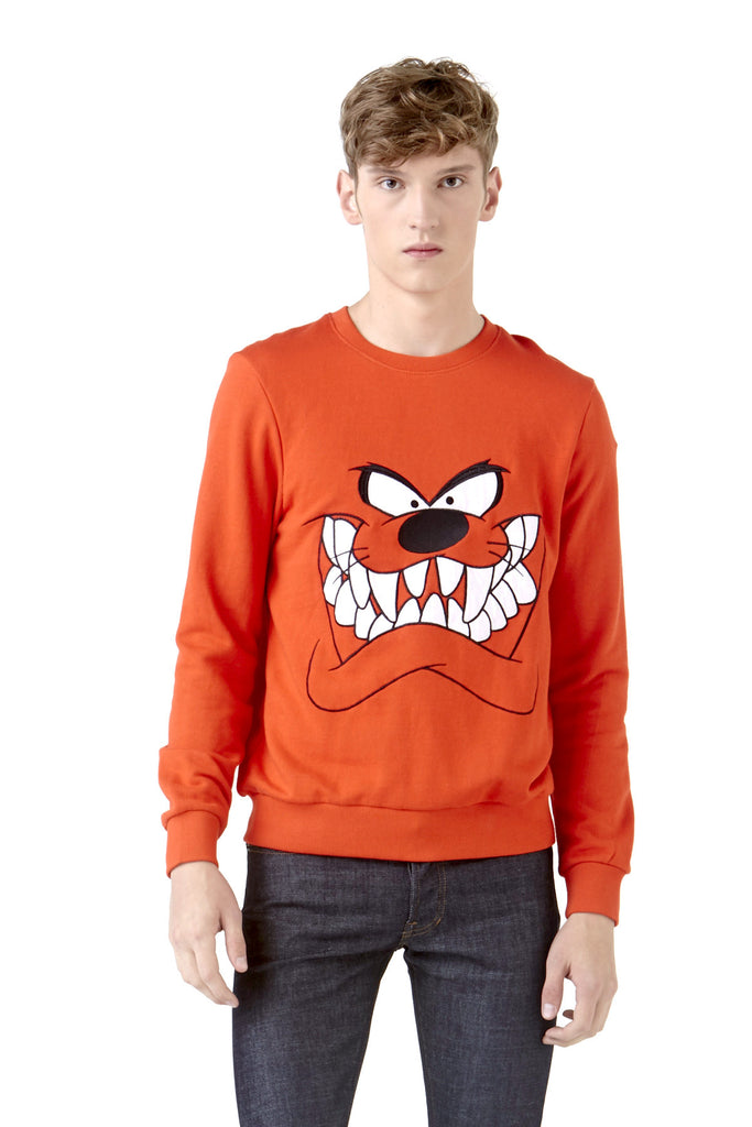 BIGTAZ Sweatshirt - ELEVEN PARIS MEN - 1