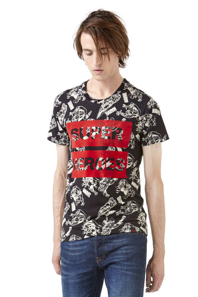 OVUPA M T-Shirt - ELEVEN PARIS MEN - 1